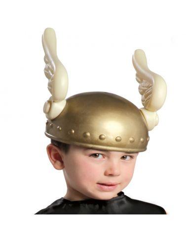 Casco Galo Asterix Infantil Tienda de disfraces online - venta disfraces
