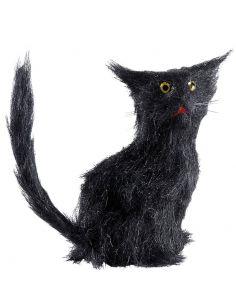 Gatito negro peludo Tienda de disfraces online - venta disfraces