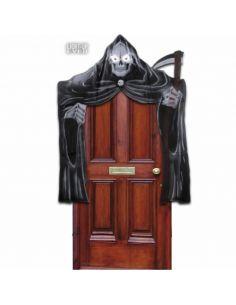 Decoración Halloween cubre puerta Tienda de disfraces online - venta disfraces