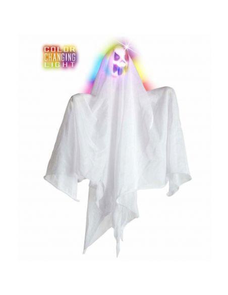 Fantasma colgante con luces de colores cambiantes Tienda de disfraces online - venta disfraces