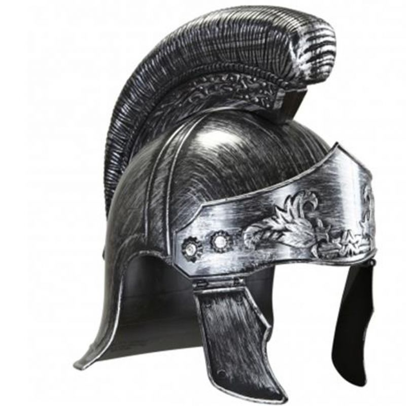 Casco Romano Adulto Mercadisfraces