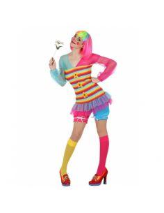 Disfraz Payasa Mujer Tienda de disfraces online - venta disfraces