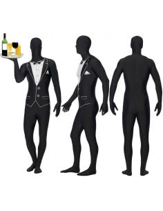 Disfraz segunda piel esmoquin Tienda de disfraces online - venta disfraces