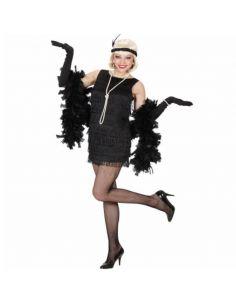 Disfraz de Charlestón Negro de Lujo Tienda de disfraces online - venta disfraces