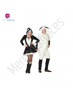 Disfraz de Pareja de Ovejas Tienda de disfraces online - venta disfraces