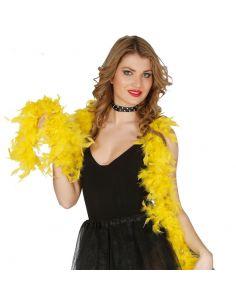 Boa Amarilla Tienda de disfraces online - venta disfraces