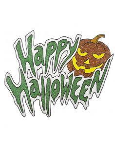Pegatina Happy Halloween Tienda de disfraces online - venta disfraces