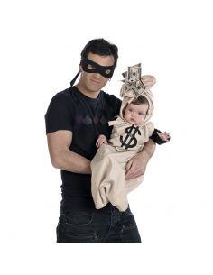Nana Deluxe Dólar Bebé con antifaz Tienda de disfraces online - venta disfraces