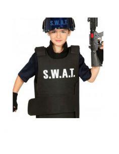 Chaleco Swat Infantil Tienda de disfraces online - venta disfraces