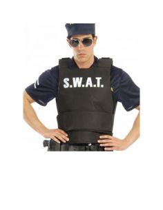 Chaleco Swat adulto Tienda de disfraces online - venta disfraces