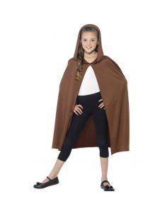 Capa Marrón Infantil Tienda de disfraces online - venta disfraces