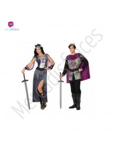 Disfraces Grupo Pareja de Soldados Medievales Tienda de disfraces online - venta disfraces