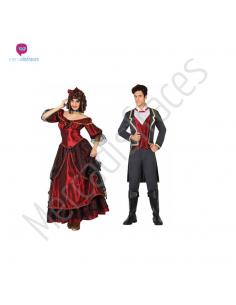 Disfraces Grupo Pareja de Dama y Caballero Tienda de disfraces online - venta disfraces