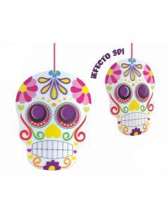 Colgante Calavera Dia de los muertos Tienda de disfraces online - venta disfraces