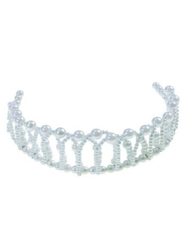 Corona de Perlas  Tienda de disfraces online - venta disfraces