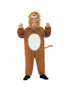 Disfraz León de Peluche Tienda de disfraces online - venta disfraces
