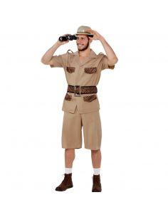 Disfraz Hombre Safari Tienda de disfraces online - venta disfraces