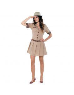 Disfraz Mujer Safari Tienda de disfraces online - venta disfraces