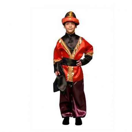 Disfraz Paje Rojo
