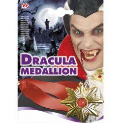 Medallón Drácula Tienda de disfraces online - venta disfraces
