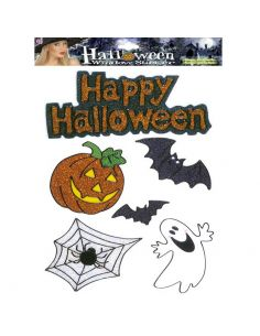 Set Pegatinas Happy Halloween Tienda de disfraces online - venta disfraces