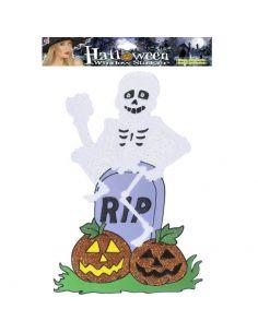 Pegatina Gel de Esqueleto Tienda de disfraces online - venta disfraces