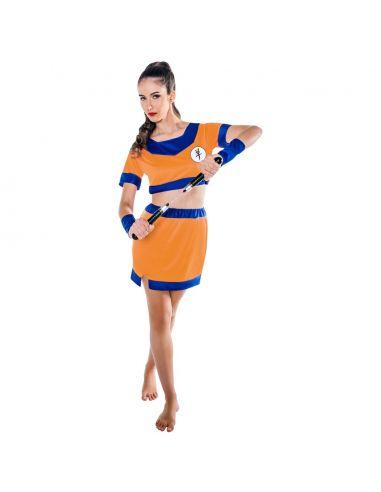 Disfraz Guerrera Samurái  Tienda de disfraces online - venta disfraces