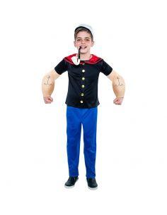Disfraz Marinero Forzudo Infantil Tienda de disfraces online - venta disfraces