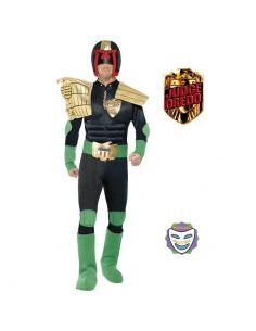 Disfraz de Juez Dredd Tienda de disfraces online - venta disfraces