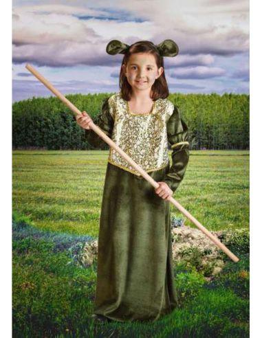 Disfraz Ogresa Fiona Infantil Tienda de disfraces online - venta disfraces