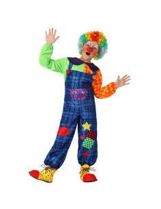 Disfraz Payaso Infantil de Colores Tienda de disfraces online - venta disfraces