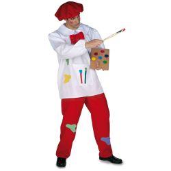 Disfraz de pintor adulto Tienda de disfraces online - venta disfraces