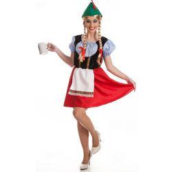 Disfraz Tirolesa