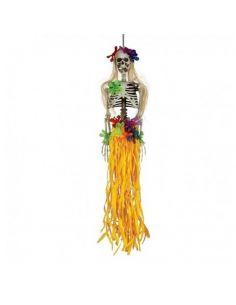 Esqueleto Hawai 90 cm Tienda de disfraces online - venta disfraces