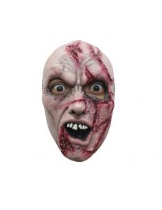 Máscara Zombie con cortes