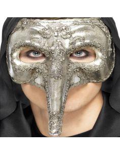 Máscara de lujo veneciana de capitán  Tienda de disfraces online - venta disfraces