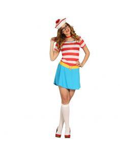 Disfraz Marinera Adulta Tienda de disfraces online - venta disfraces