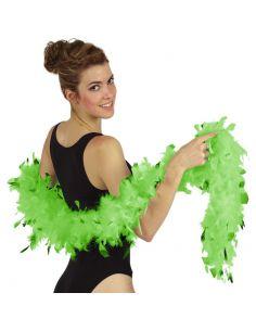 Boa Bicolor Verde Tienda de disfraces online - venta disfraces