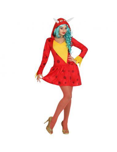 Disfraz Dragon rojo Sexy para mujer Tienda de disfraces online - venta disfraces