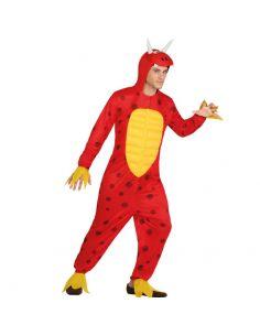 Disfraz Dragon rojo para hombre Tienda de disfraces online - venta disfraces