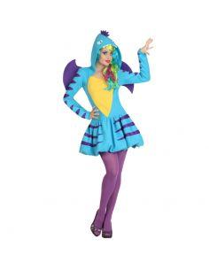 Disfraz Dragon Azul Sexy para mujer Tienda de disfraces online - venta disfraces