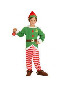 Disfraz Elfo Ayudante