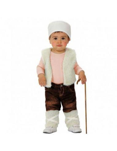 Disfraz de Pastor para bebe