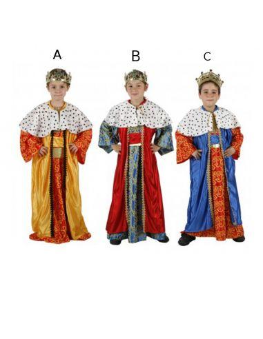 Disfraz de Rey Mago Infantil Tienda de disfraces online - venta disfraces