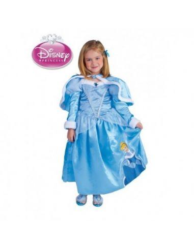 Disfraz Cenicienta Winter infantil Tienda de disfraces online - venta disfraces