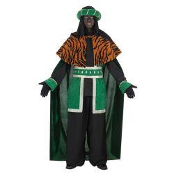 Disfraz Rey Mago Baltasar Lujo Tienda de disfraces online - venta disfraces
