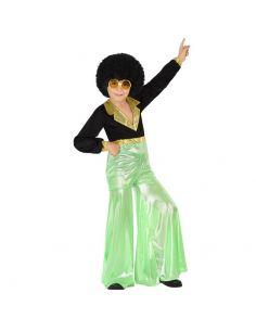 Disfraz Disco Verde Infantil Tienda de disfraces online - venta disfraces
