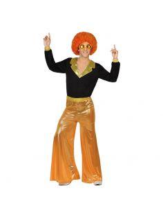 Disfraz Disco Naranja para Hombre Tienda de disfraces online - venta disfraces