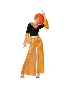 Disfraz Disco Naranja para Mujer Tienda de disfraces online - venta disfraces