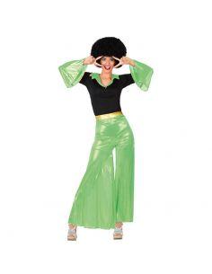 Disfraz Disco Verde para chica Tienda de disfraces online - venta disfraces